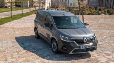 Renault Kangoo Van - front