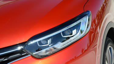 New Renault Kadjar 2015 light
