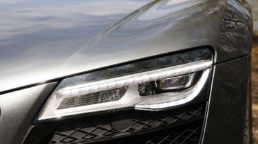 Audi R8 V10 Spyder headlight