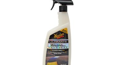 Meguiar's Wash & Wax Anywhere