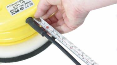 Power polishers test