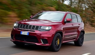 Jeep Grand Cherokee Trackhawk - front