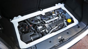 Renault Twingo - engine