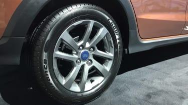Ford Ka+ Active - Geneva wheel