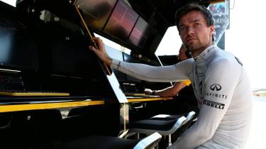 Formula 1 2017 - Renault Palmer