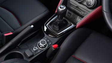 Mazda CX-3 - transmission