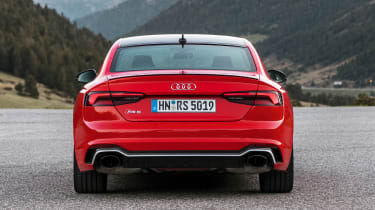 Audi RS 5 Carbon Edition - full rear