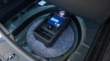 Used Vauxhall Insignia - spare wheel
