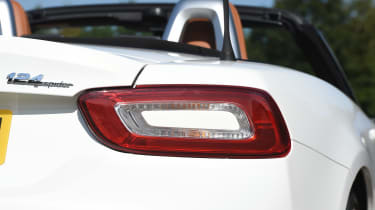 Fiat 124 Spider Rearlight