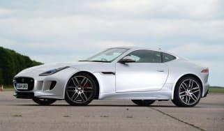 Used Jaguar F-Type - front