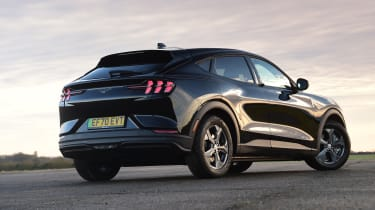 Ford Mustang Mach-E - rear