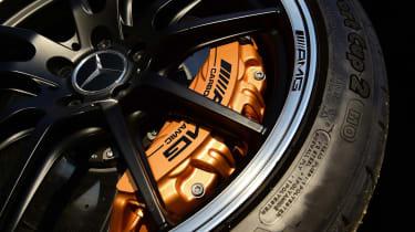 Mercedes-AMG GT R Roadster - wheel