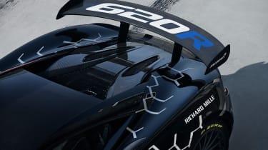 McLaren 620R - spoiler