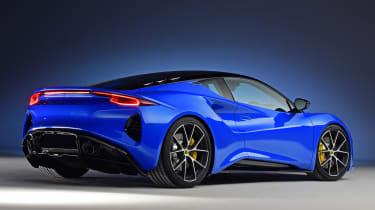 Lotus Emira - rear