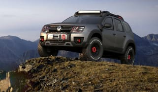 Dacia Duster Extreme Concept static