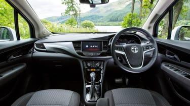 Vauxhall Mokka X 2016 - interior 2