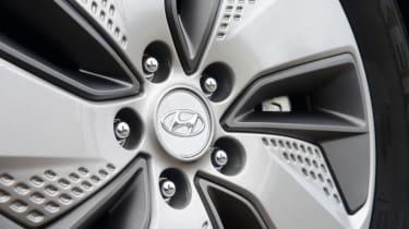 Hyundai Kona electric wheel