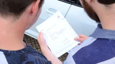 SEAT Ibiza long-term - final report spec sheet