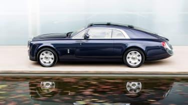 Rolls-Royce Sweptail - side