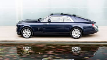 Rolls-Royce Sweptail - side