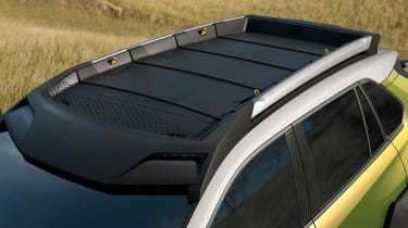 Toyota FT-AC Concept - roof