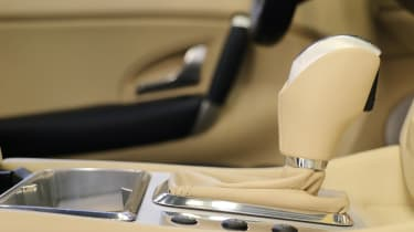 Touring Sciadipersia - gear lever