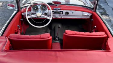 Lot 102 – 1955 Mercedes-Benz 190SL