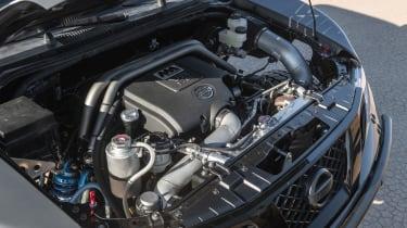 Nissan Frontier Desert Runner - engine