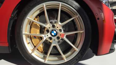 BMW M3 30th Anniversary US - wheel