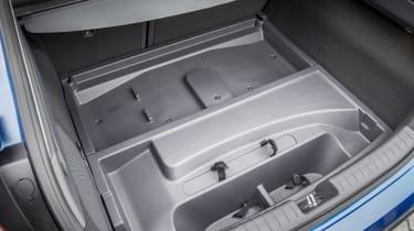 Hyundai IONIQ EV 2016 UK - boot undertray