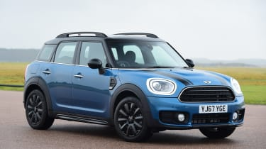 MINI Countryman - front static