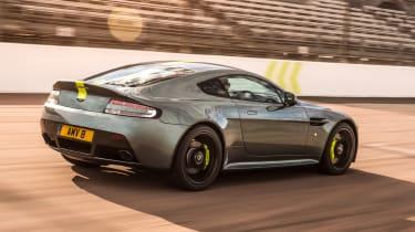 Aston Martin Vantage V8 AMR - rear