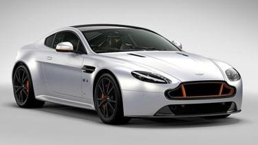 Aston Martin V8 Vantage Blades Edition