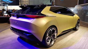 tata 45X rear