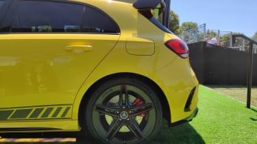 Mercedes-AMG A45 Goodwood FoS 2019 rear