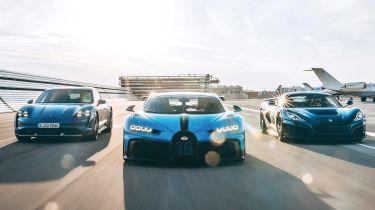 Bugatti-Rimac-Porsche