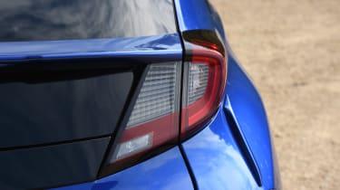 Honda Civic Sport 1.4 - rear light detail