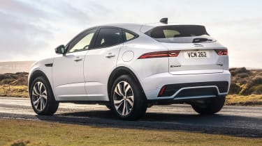 Jaguar E-Pace PHEV - rear static