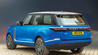 Range Rover EV - rear (watermarked)