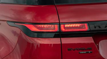 Range Rover Evoque rear light