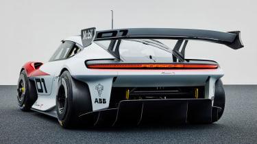Porsche Mission R - rear