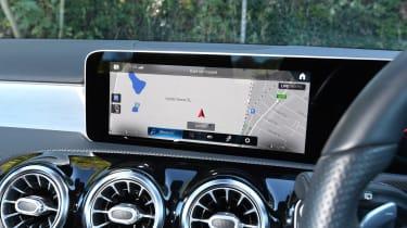 Mercedes A-Class long-term test review - navigation