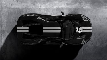 Ford GT '66 Heritage Edition - gloss overhead