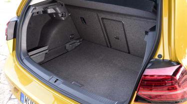 Volkswagen Golf 2017 facelift 1.5 TSI EVO - boot