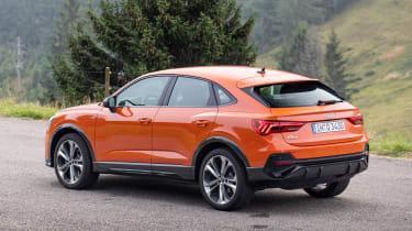 Audi Q3 Sportback - side/rear