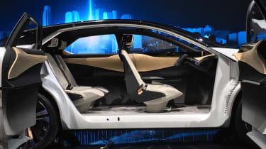 Nissan IMx SUV concept - Tokyo interior