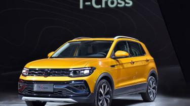 VW T-Cross - Shanghai