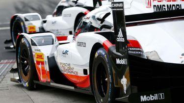 Porsche LMP1 WEC