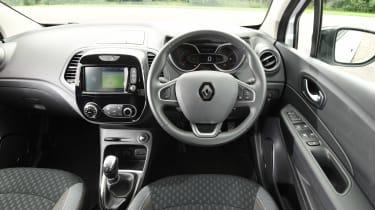 Renault Captur Mk1  - dash