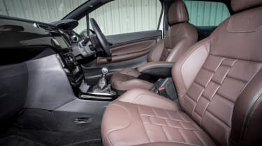 Used DS 3 - front seats